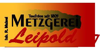 Metzgerei Leipold – Bad Berneck Logo